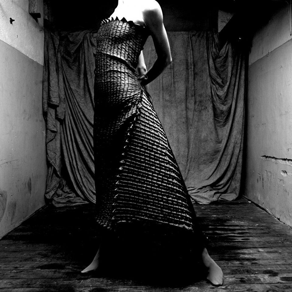 Dots Ribbon Dress